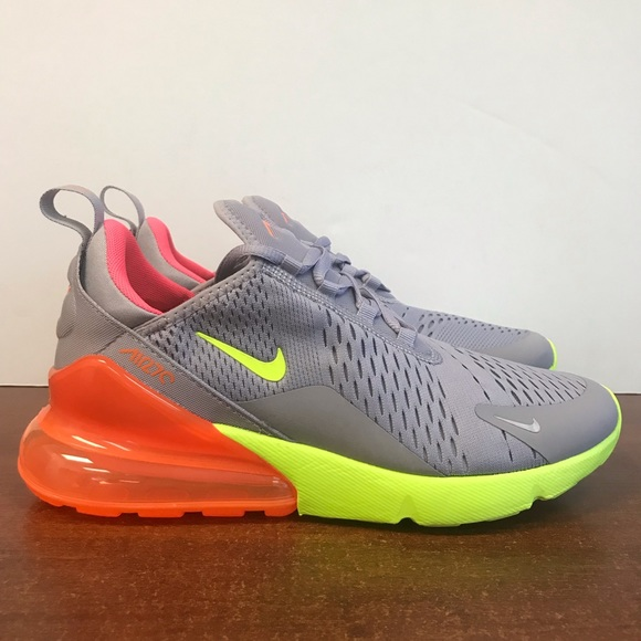 sports shoes 45488 84a40 Nike Air Max 270 Running Shoes Men's 8.5 Women 10 NWT
